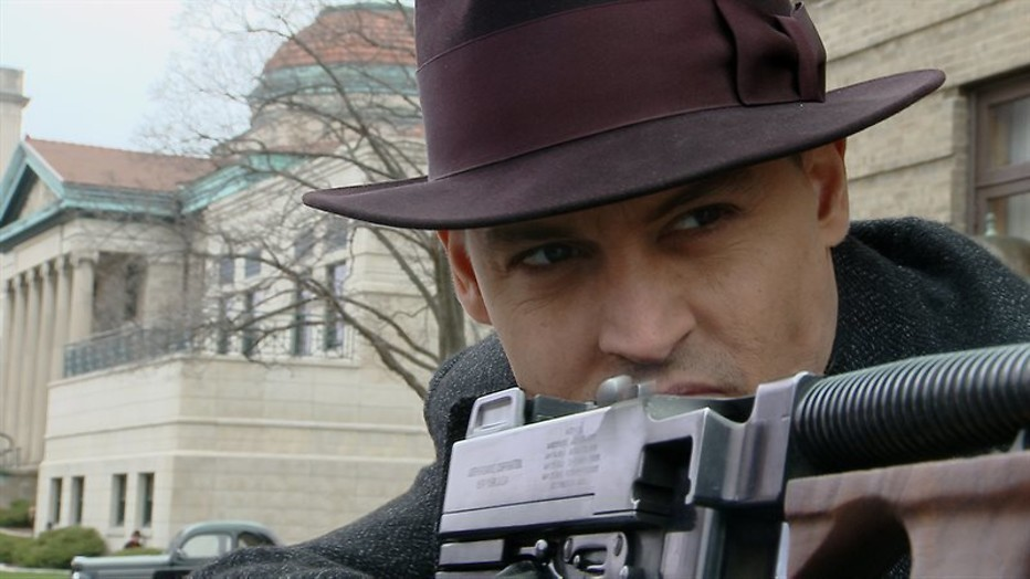 Public Enemies - De jacht op Johnny Depp