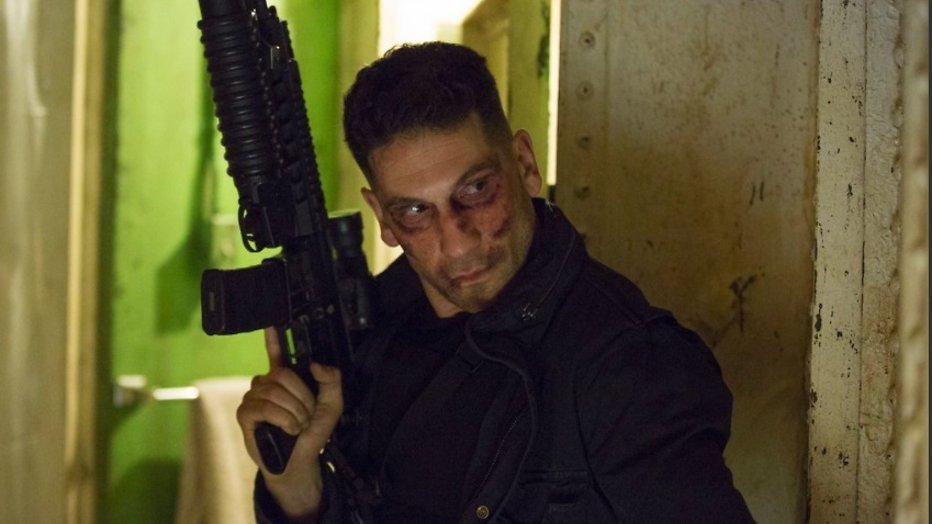 Netflix geeft Marvel antiheld Punisher eigen serie