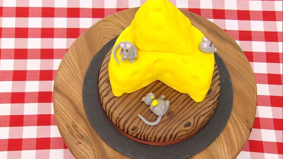 De 5 mooiste baksels Great British Bake Off