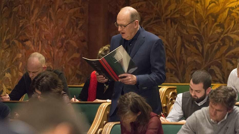 Jan Slagter wil Groot Dictee behouden