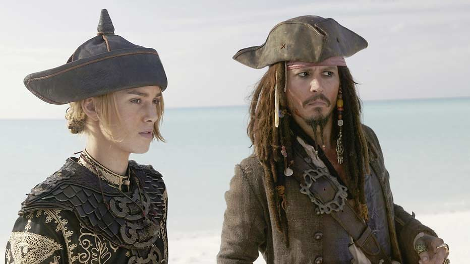 Kijktip: At World's End is spectaculair piratenspektakel