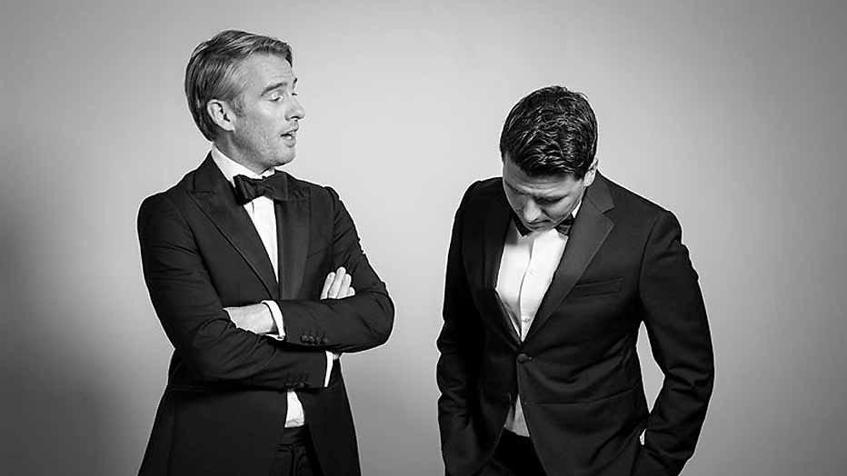 De genomineerden voor Zilveren Televizier-Ster Acteur 2016