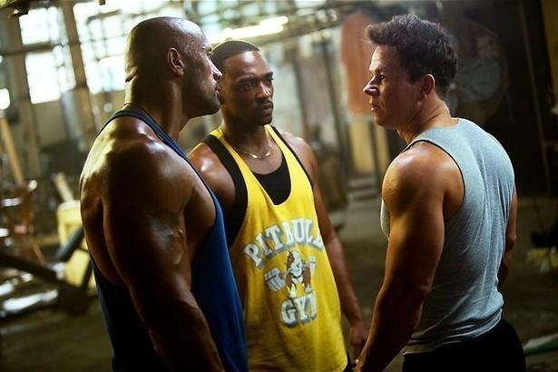 Mark Wahlberg heeft meer spieren dan hersens