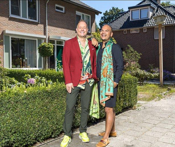 Het nieuwe Paleis voor een Prikkie-duo heet Brian & Peer