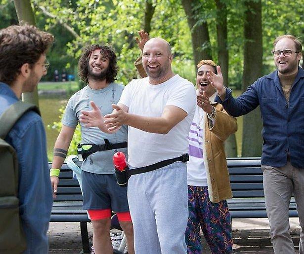 Dramaserie Papadag krijgt tweede seizoen