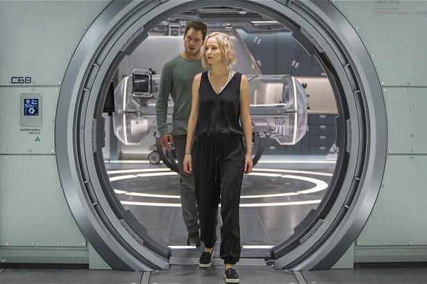 Ruimtereis met Jennifer Lawrence en Chris Pratt
