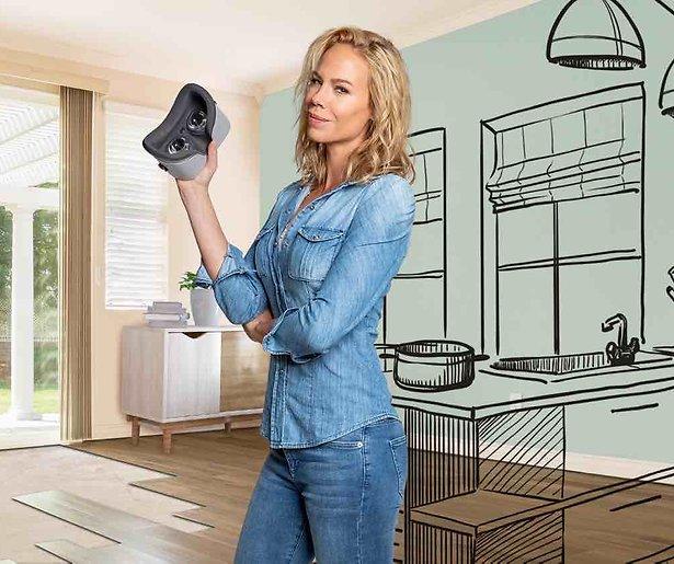 Nicolette Kluijver over De Perfecte Verbouwing