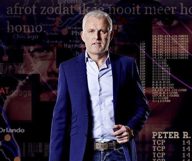 Kijkcijfers: Peter R. de Vries spoort internetpesters op voor 789.000 kijkers