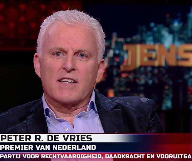 Peter R. de Vries vs. Jensen en het publiek