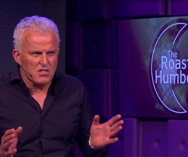De roast van Peter R. de Vries in RTL Late Night