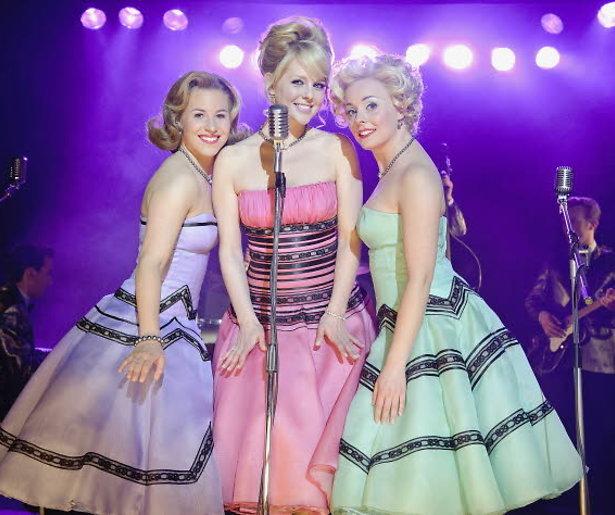 TV-serie van musical Petticoat in de maak