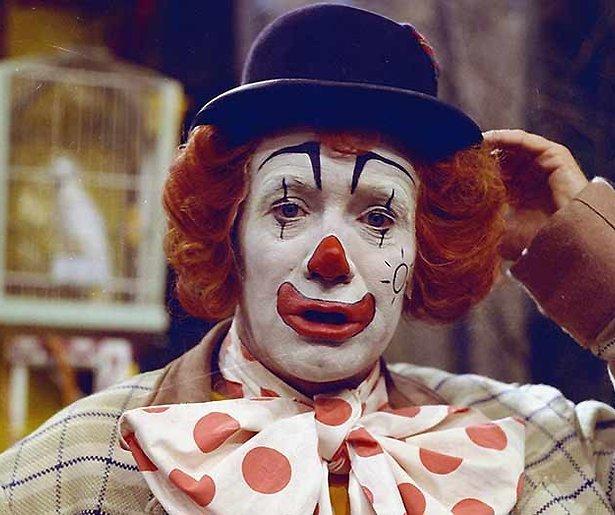 Pipo de Clown terug op tv