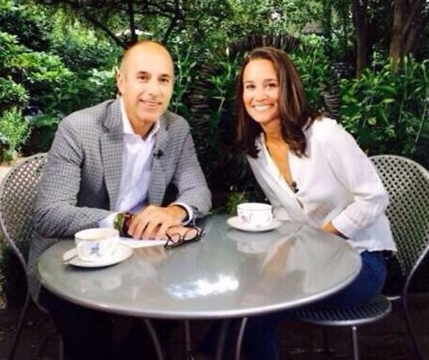 Pippa Middleton in Today Show