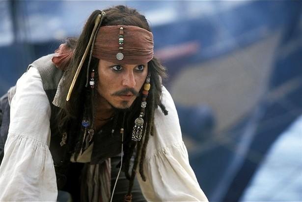 Rockpiraat Johnny Depp