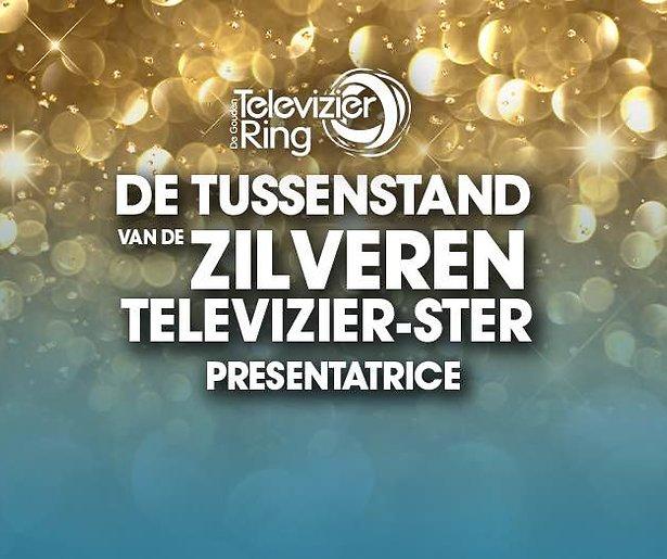 Tussenstand Zilveren Televizier-Ster Presentatrice 2018