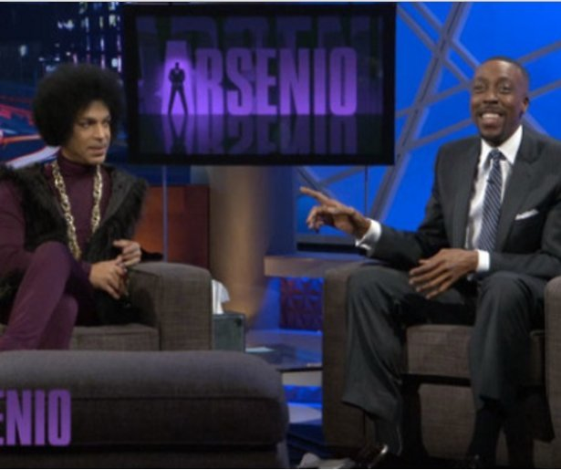 Arseno Hall regelde drugs voor Prince