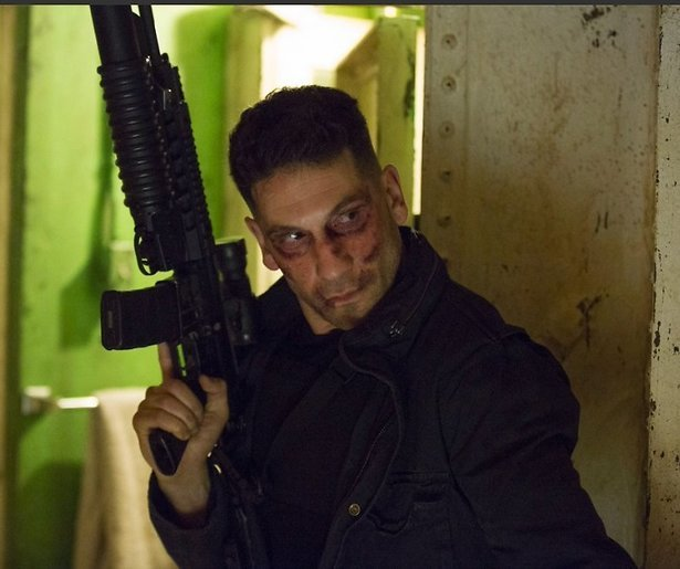 Netflix geeft Marvel antiheld Punisher eigen serie