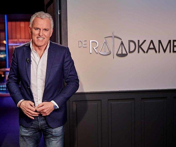 Peter R. de Vries terug bij SBS6 met live talkshow