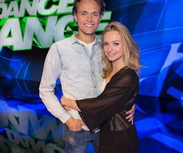 Pip Pellens en partner Pim winnen Dance Dance Dance