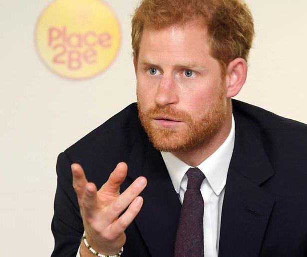 Videosnack: Prins Harry gesnapt op camera