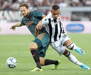 De TV van gisteren: 1 miljoen voor Paok - Ajax op Ziggo