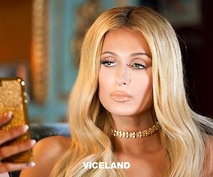 Paris Hilton presenteert Hollywood Love Story