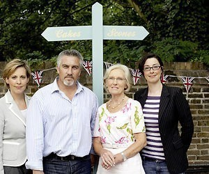 Great British Bake Off weg bij BBC