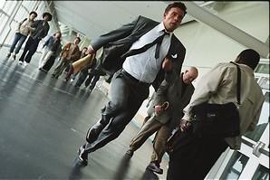 Ben Affleck vlucht met een paperclip
