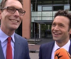 Pepijn Crone en Peter van Zadelhoff volgen Roelof Hemmen op bij RTL Nieuws