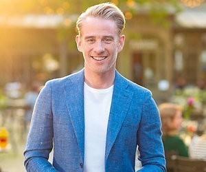 Art Rooijakkers nieuwe presentator Van der Vorst Ziet Sterren