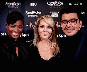 Dit jaar toch nog een Songfestival met Jan, Edsilia en Chantal