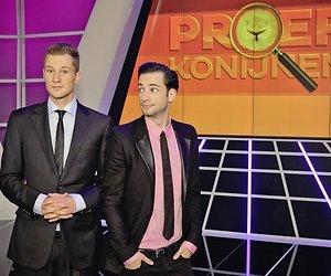 Waarom stopten Valerio en Dennis met Proefkonijnen?