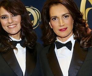 Gouden Televizier-Ring: Vrouwen in smoking op het gala