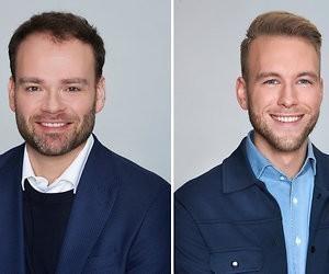 Hart van Nederland krijgt mannen aan de desk