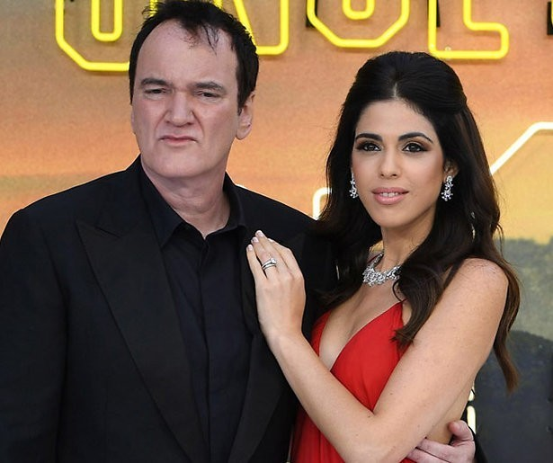 Regisseur Quentin Tarantino (56) en Danielle Pick (36) voor eerste keer ouders geworden