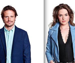 Lisa Bor en Wouter Zweers zijn Neerlands nieuwste soapsterren