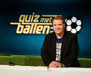 Frank Evenblij: 'Humor speelt een belangrijke rol in Quiz met Ballen'