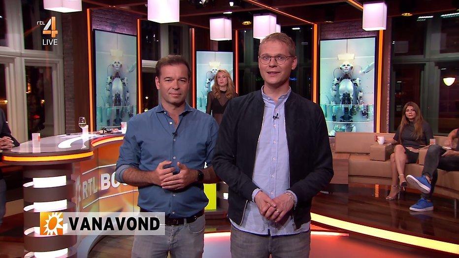 RTL Boulevard lanceert weekendeditie