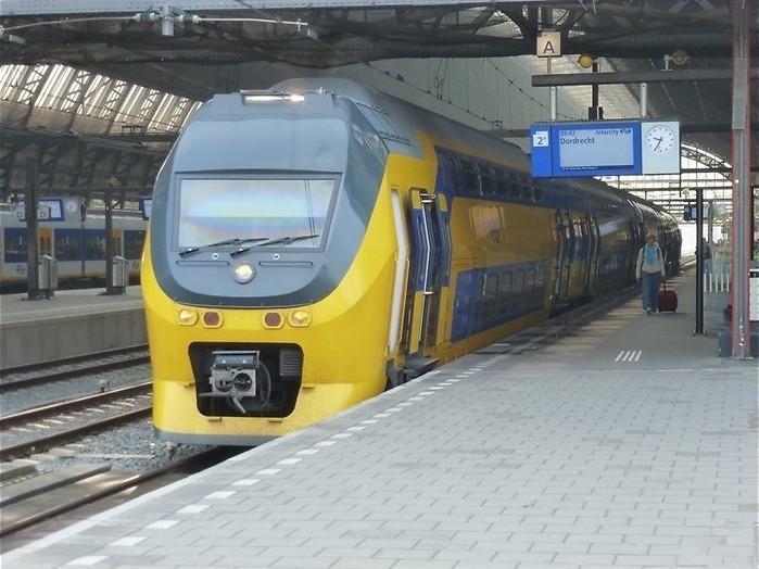 Treinen over historisch traject in Rail away