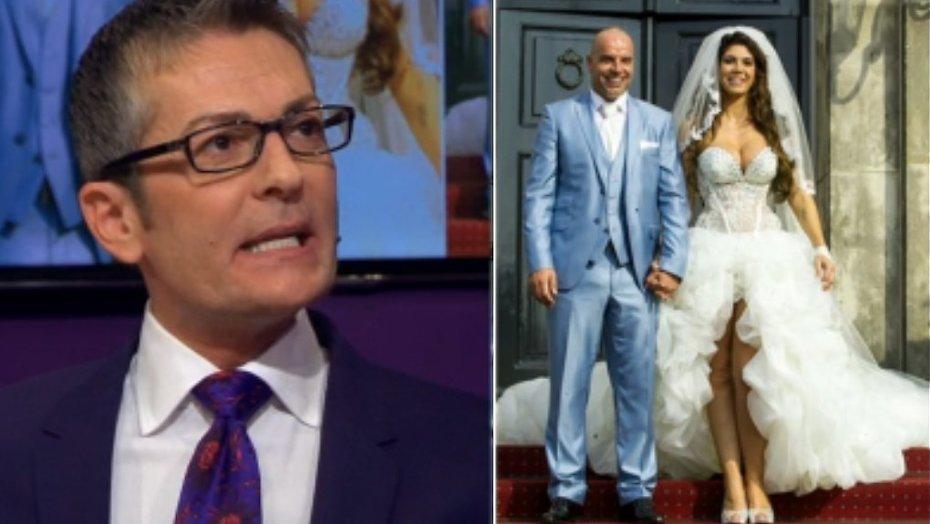 Bruidsmodekenner Randy Fenoli hekelt jurk Melisa Schaufeli