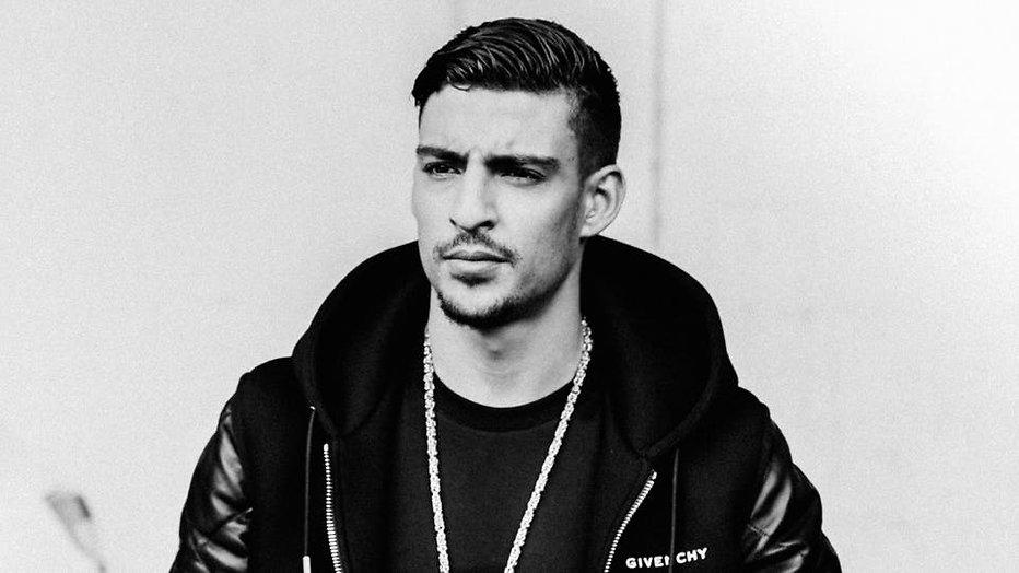 Rapper Boef