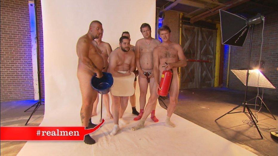 Fragment gemist: Real Men in hun nakie