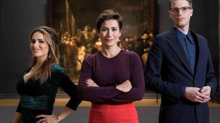 De TV van gisteren: Project Rembrandt is een succes
