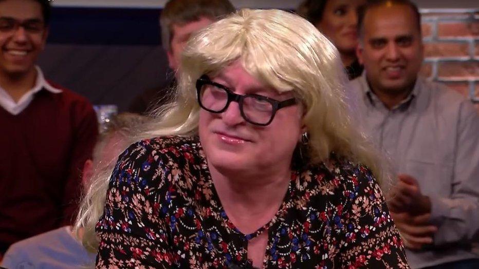 René van der Gijp over rel: 'Dit land is helemaal de weg kwijt'