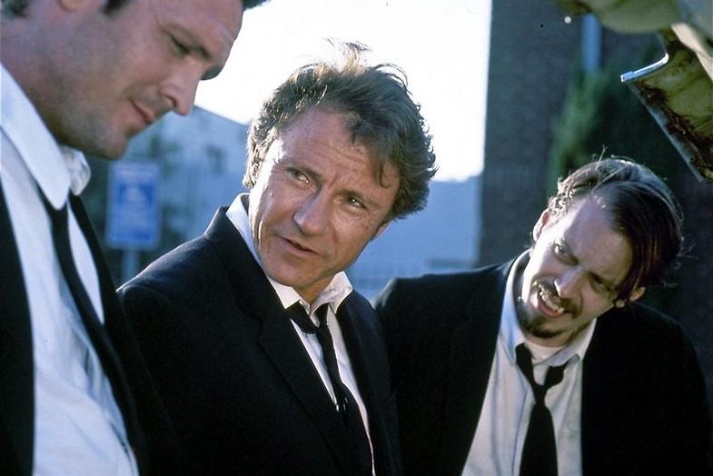 De 'hot dogs' van Quentin Tarantino in Reservoir Dogs