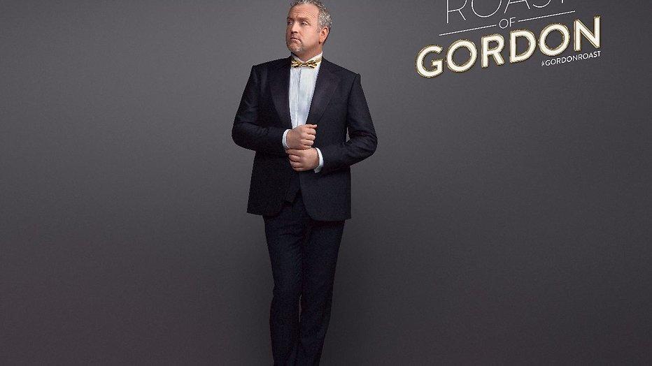 Een voorproefje van The Roast of Gordon