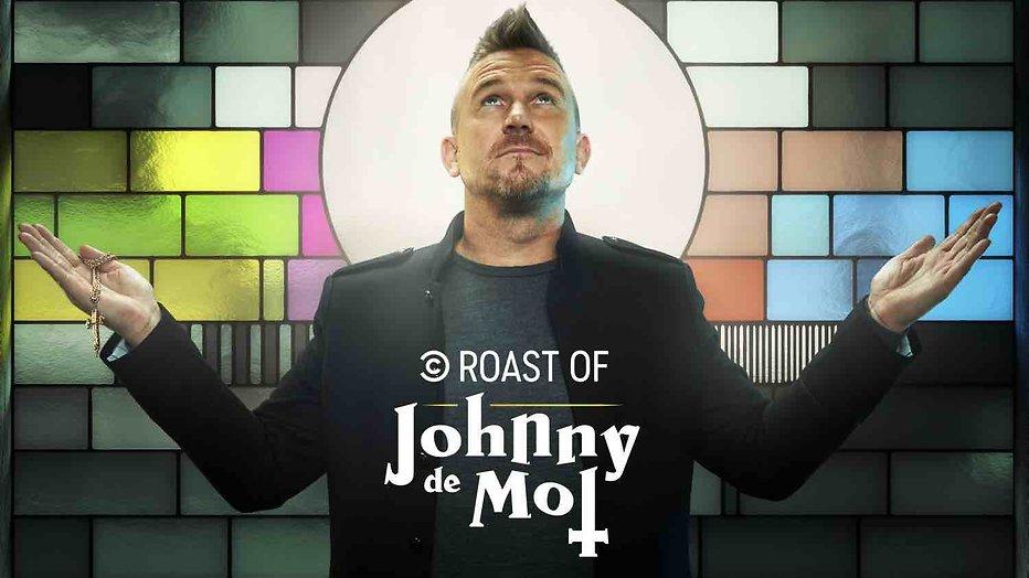 De TV van gisteren: 514.000 voor The Roast of Johnny