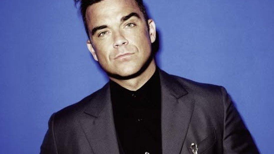 Robbie Williams krijgt mogelijk eigen realityserie