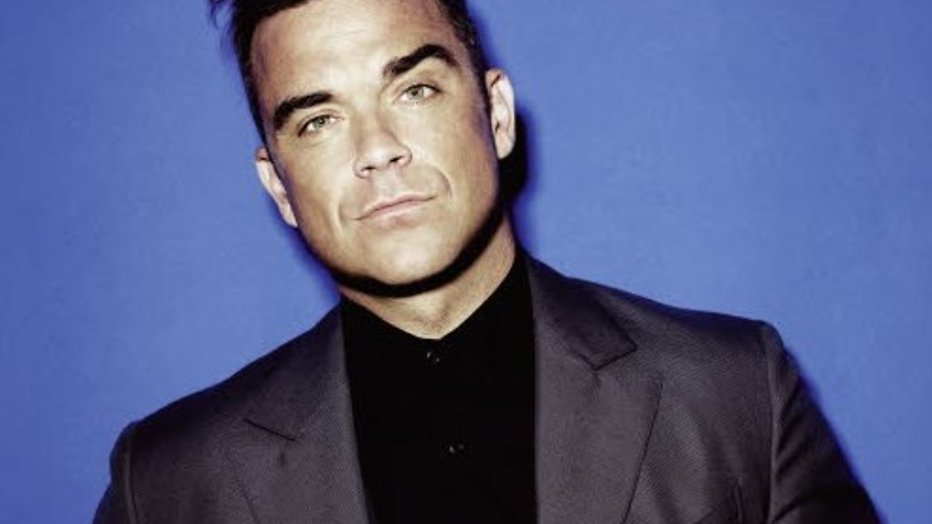 Robbie Williams geeft toe aan nudisme