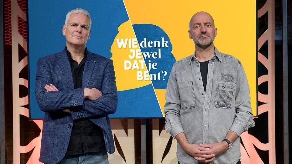 Joep van Deudekom en Rob Urgert
